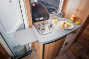 Bunk Campers Vista Plus motorhome rental uk