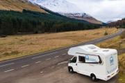 Bunk Campers Vista Plus rv rental uk