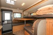 Fraserway RV Rentals TC-B (Truck Camper with Bunk Bed) motorhome rental ontario