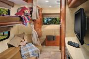 Outdoor Travel Class C 31' with Slideout & Bunks Premium motorhome motorhome and rv travel