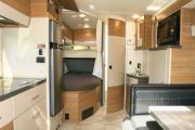 Traveland RV Rentals Ltd 25' Navion Class C (Diesel) rv rental canada