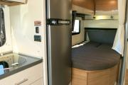 Traveland RV Rentals Ltd 25' Navion Class C (Diesel) worldwide motorhome and rv travel