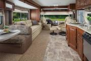 Class A 35' with Slideout & Bunks Premium rv rental - canada