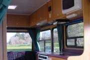 Walkabout Motorhomes NZ 4 Berth Luxury Mitsubishi motorhome rental new zealand