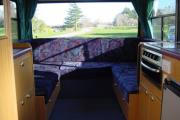 4 Berth Luxury Mitsubishi campervan hire - new zealand