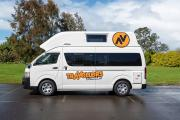 Travellers Autobarn NZ Hi5 Camper motorhome rental new zealand
