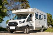 Elliot 65XT - Monforte camper hire portugal