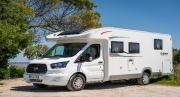 Rollerteam 265 - Mora camper hire portugal