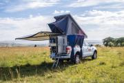 Avis Safari South Africa  Ford Ranger Luxury Safari Camper (L) motorhome motorhome and rv travel