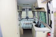 2 Berth Euro S/T campervan hire - new zealand