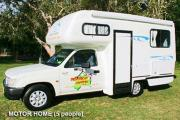 Driveabout Campers 2 Seater Compact Motorhome worldwide motorhome and rv travel