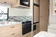 Meridian RV Category 2 C-SM (C19-20) motorhome rental vancouver