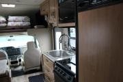 Meridian RV Category 2 C-SM (C19-20) motorhome rental canada