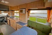 Wendekreisen Motorhomes Budget 4-Berth campervan hire christchurch
