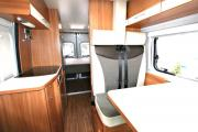 Enviro Motorhomes Spain Weinsberg 601 cheap motorhome rental germany