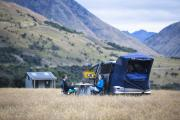 Spaceships NZ Spaceships Beta 2S Premium new zealand airport campervan hire