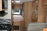 Meridian RV Category 3 C-MED (C21-22) motorhome rental vancouver