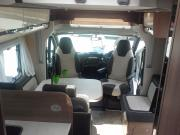 Trend 4 person Prestige campervan hire - new zealand