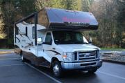 Category 4 C-LG (C23-27) rv rental - canada