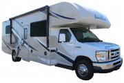 Category 4 C-LG (C23-27) motorhome rentalcanada