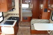 Outdoor Travel Class C 23' No Slideout Premium motorhome rental canada