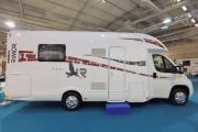 Group - P motorhome rental - italy
