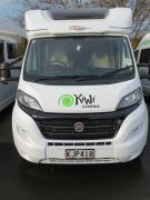 Kiwi Campers NZ 4 Berth Cruise new zealand camper hire