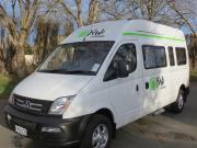 Deluxe 2/3 Berth ST campervan hire - new zealand