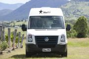 Star RV New Zealand international Aquila RV - 2 Berth S/T new zealand airport campervan hire