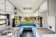 Budget Campers Budget Escape motorhome rental new zealand