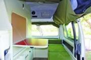 Happy Campers NZ Happy Jackpot 2/3 berth new zealand airport campervan hire
