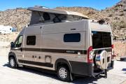 Best Time RV L-21 Hymer Aktiv rv rental san francisco
