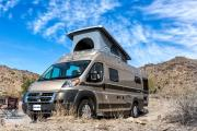 Best Time RV L-21 Hymer Aktiv rv rental usa