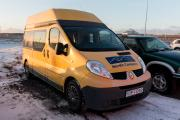 Nordic Campers Renault Trafic High Roof or similar motorhome motorhome and rv travel
