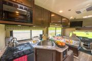 Road Bear RV International 25-27 ft Class C Motorhome with slide out motorhome motorhome and rv travel