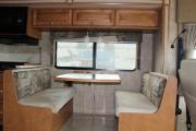 Meridian RV Category 6 A Class (A28-30) worldwide motorhome and rv travel