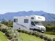 Star RV New Zealand international Pandora RV - 4 Berth campervan hire auckland