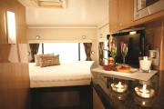 Star RV New Zealand international Pandora RV - 4 Berth worldwide motorhome and rv travel