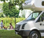 Pandora RV - 4 Berth new zealand airport campervan hire