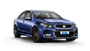 Holden Commodore SSV Redline (or similar) australia car hire