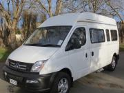 Pure Motorhomes New Zealand Deluxe 2/3 Berth ST motorhome rental new zealand