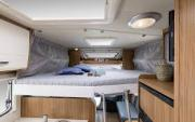 Pure Motorhomes New Zealand 4 Berth Cruise new zealand airport campervan hire