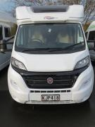 Pure Motorhomes New Zealand 4 Berth Cruise new zealand camper van hire