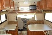 Star Drive RV USA 25-27 ft Class C Motorhome with slide out cheap motorhome rental las vegas