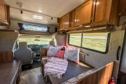 Star Drive RV USA 25-27 ft Class C Motorhome with slide out motorhome rental los angeles