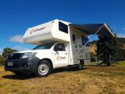 Cruisin Motorhomes Australia 2 - Berth Adventurer
