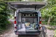 Big Sky Motorhome Rental France Adventure Combi-Van motorhome rental france