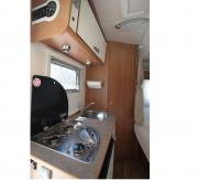 Southcamper Rimor Kayak 12 Plus cheap motorhome rental spain