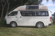 Barefoot Camper Hire Maxi Van Plus motorhome motorhome and rv travel