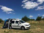 Blacksheep Campervan Rental Mini Campervan motorhome rental france